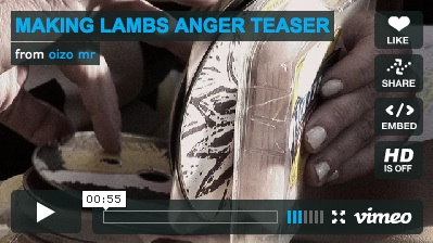 MAKING LAMBS ANGER