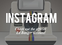 The official Ed Banger Instagram account!
