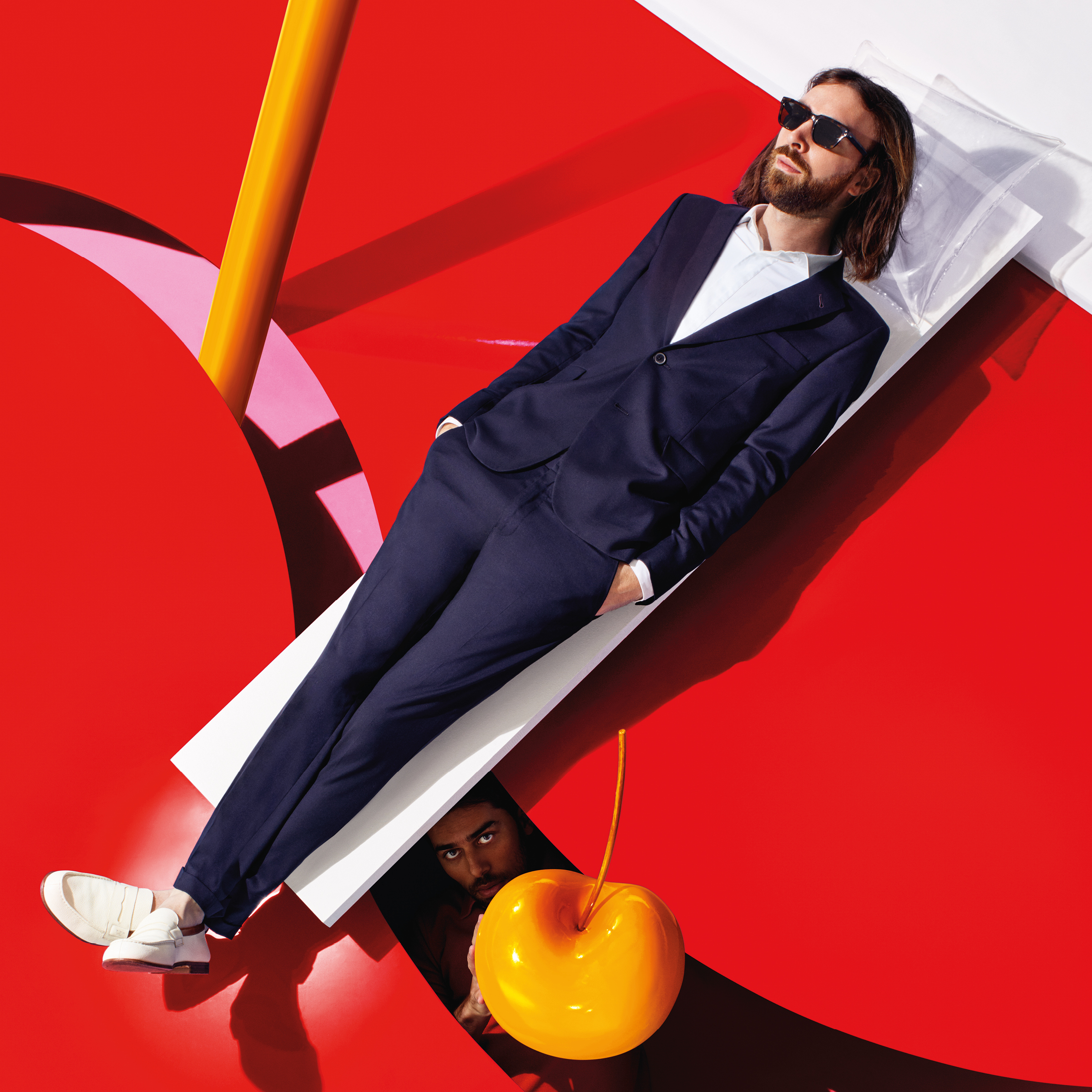 "Breakbot ""GET LOST"" REMIXES 